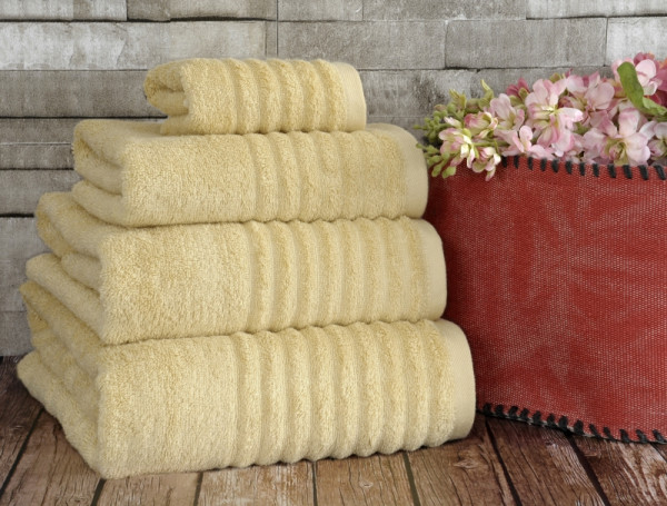 Полотенце Irya Wellas Yellow 70x130