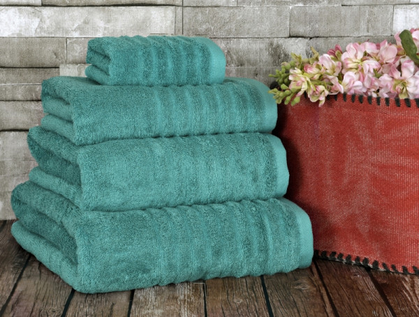 Полотенце Irya Wellas Petrol Blue 70x130
