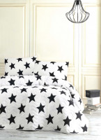 Покрывало стеганое Eponj Home Big Star 200x220